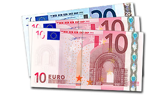 40(EUR) Euro(EUR) To United States Dollar(USD) Currency Rates Today