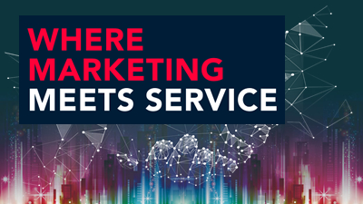 Event: Where Marketing Meets Service