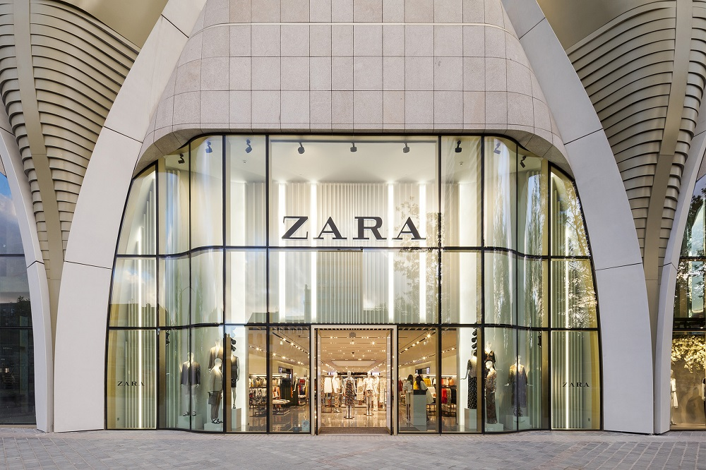 Inditex zet in op digitalisering