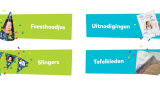 Feesthoedjes personaliseren in webshop Intertoys