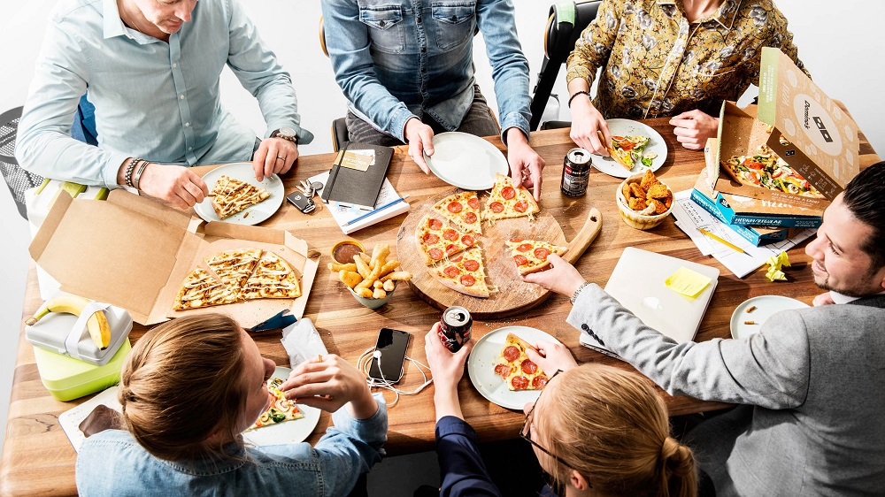 Domino's integreert Tikkie in online bestelproces