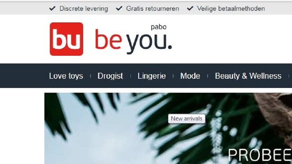Pabo verder als 'be you'