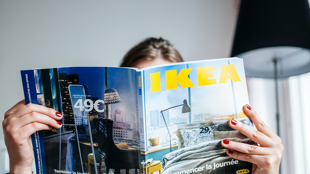 Ikea start met affiliate marketing in Nederland