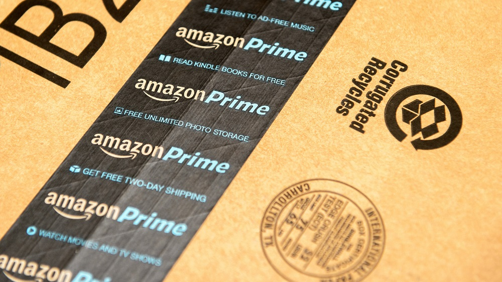 Amazon test weekabonnement Prime in Groot-Brittannië