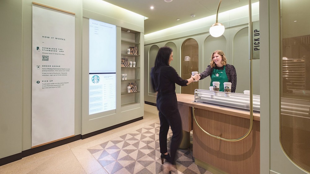 Starbucks zet vol in op koffie 'on the go'
