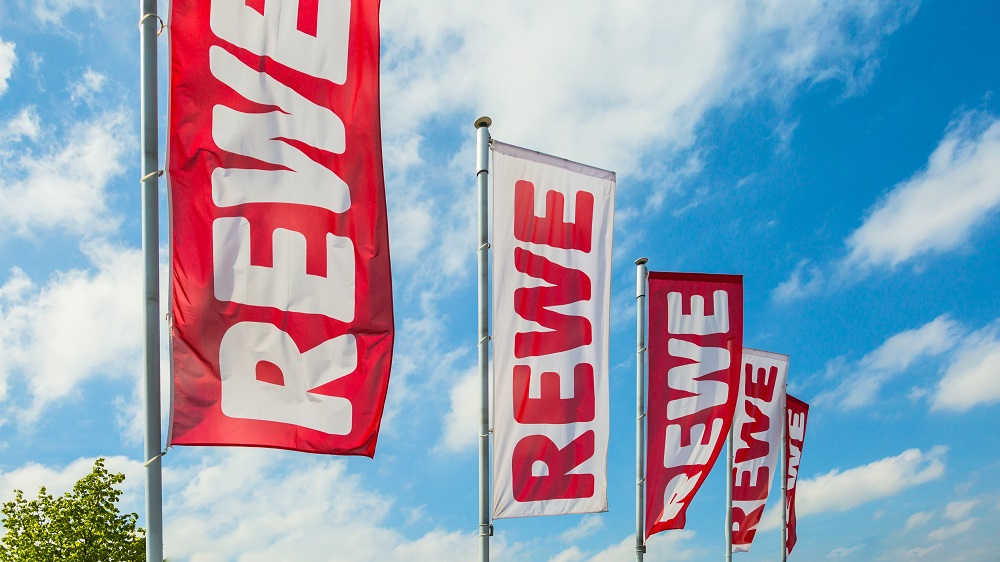 Rewe start met same day delivery