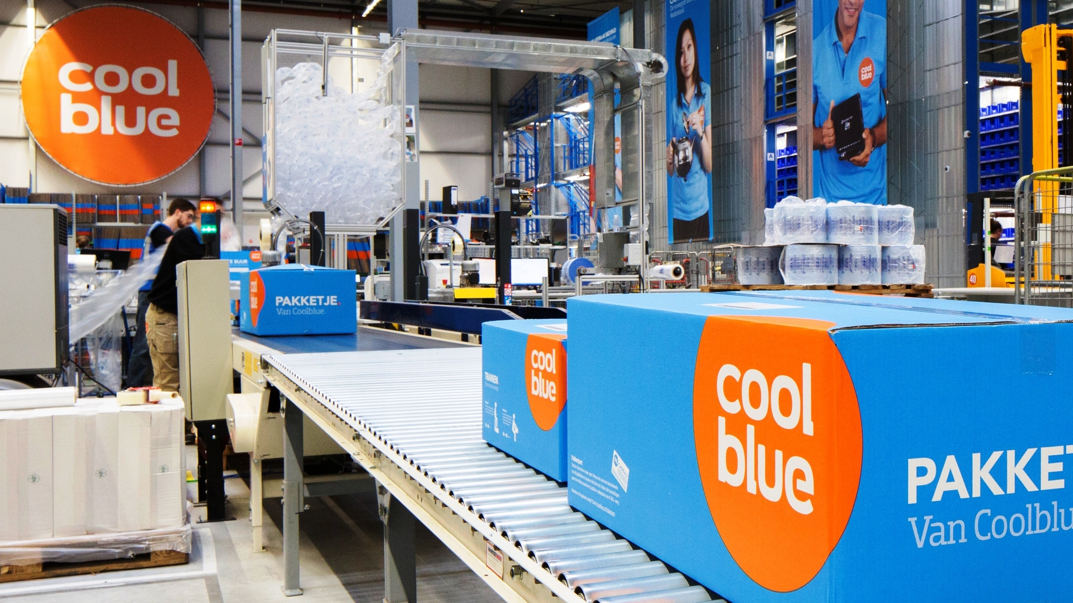 'Coolblue in 2017 op 1 miljard euro omzet'