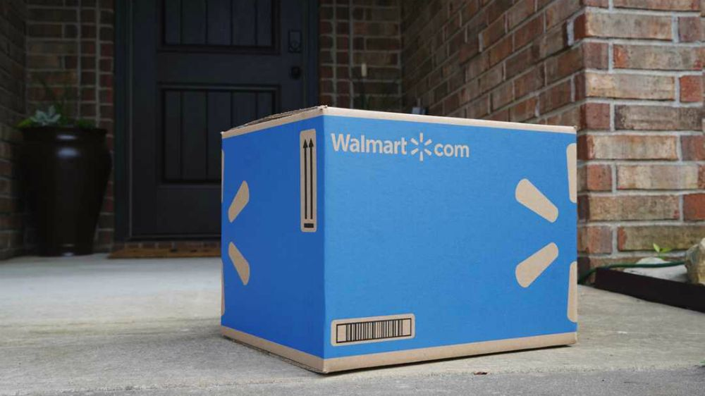 Ook Walmart biedt nu one-day delivery