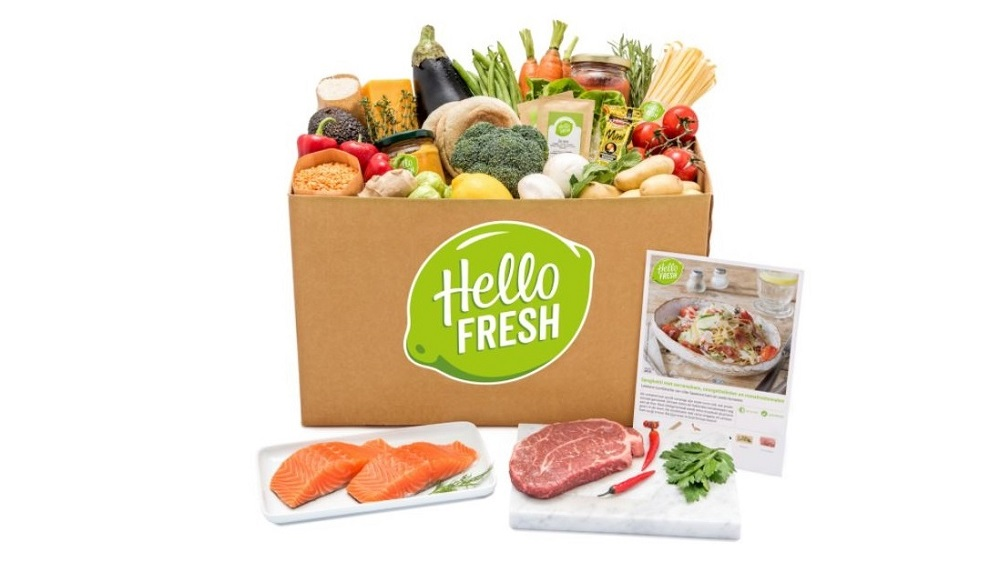 Plus start verkoop HelloFresh-boxen