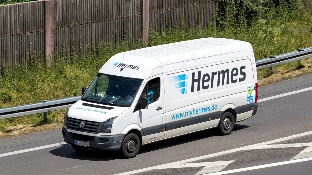 'FedEx heeft interesse in Hermes'