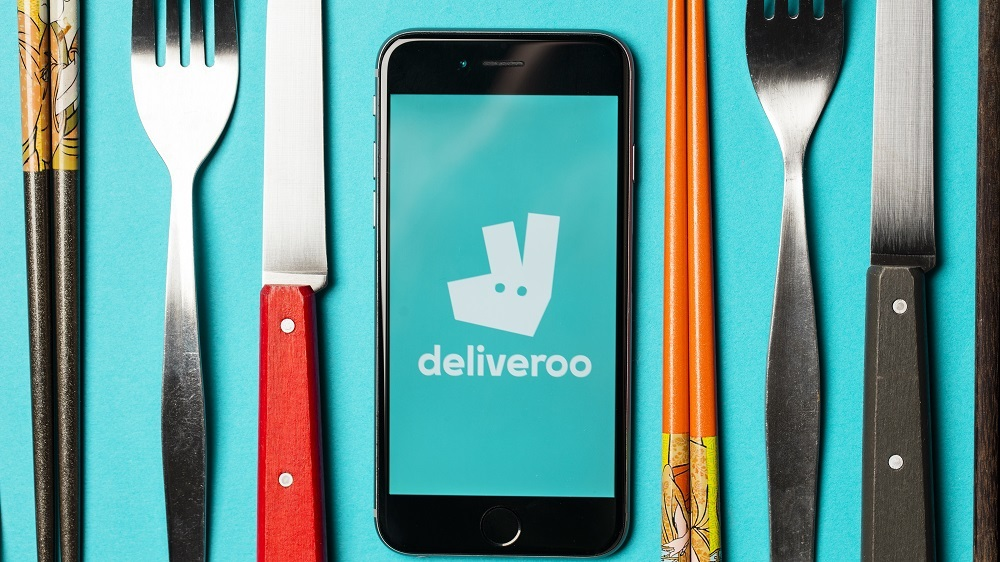 Amazon mag investeren in Deliveroo