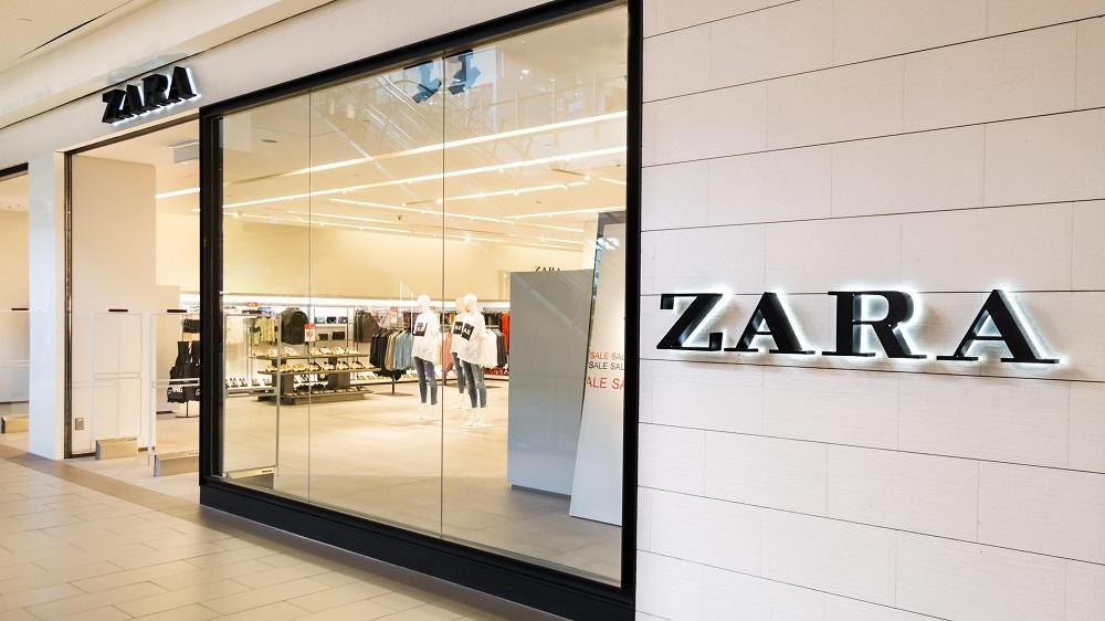 Zara Zet Winkelvoorraad In Bij Online Orders Twinkle