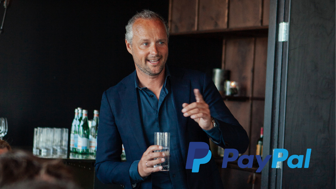 Jan-Willem Roest verlaat PayPal
