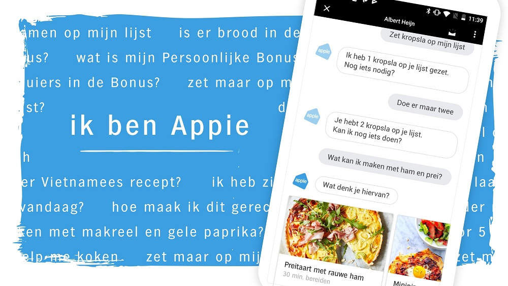 Albert Heijn Online: 'In technologie zit innovatie'