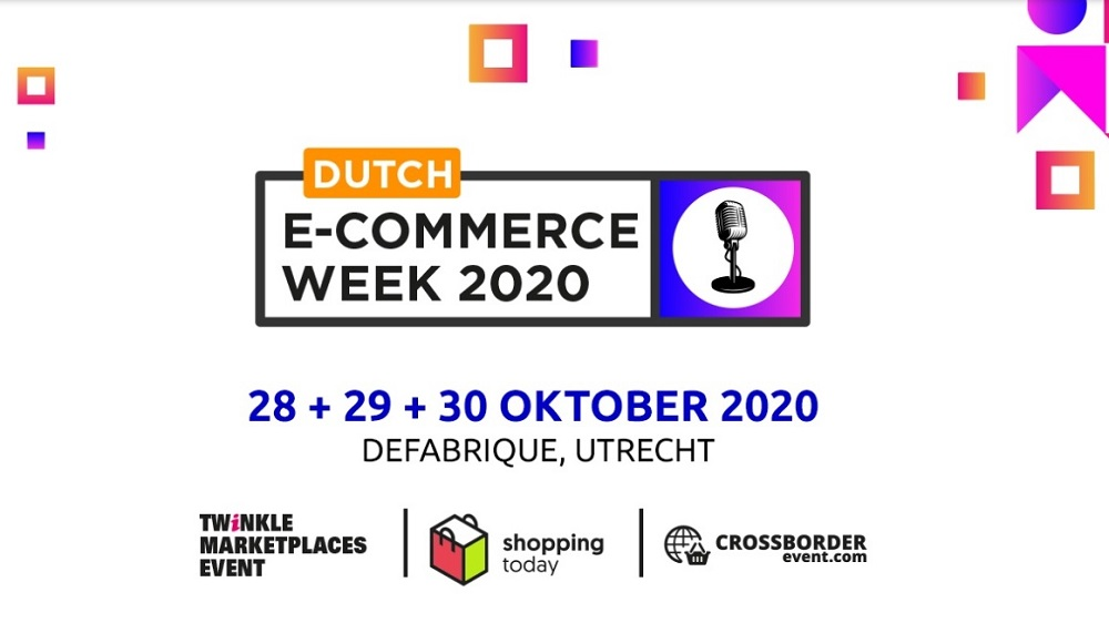 Drie e-commerce events gebundeld in één week