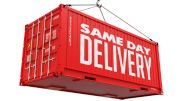 Branchegeluiden: wordt same day delivery de norm?