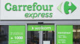 Carrefour introduceert 'Walk-in Drive' in België