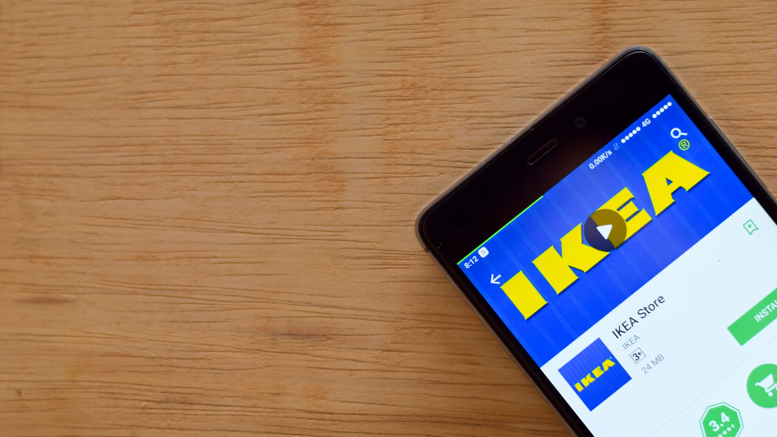 Ikea geeft shoppers regie over data