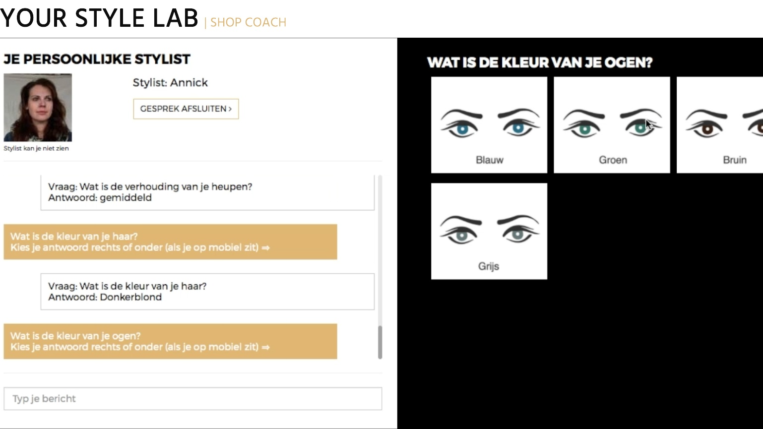 Retailers geven realtime stijladvies met tool Your Style Lab